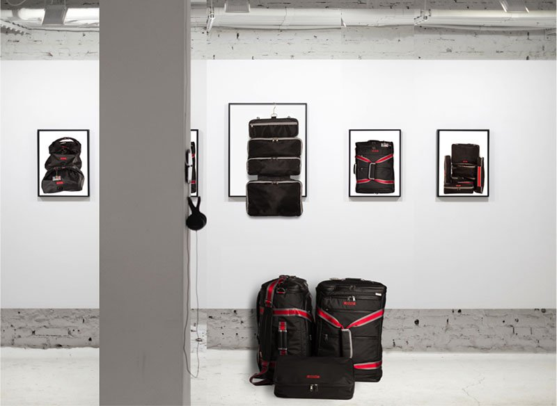 A Unisex Travel Luggage System for Lean Travel