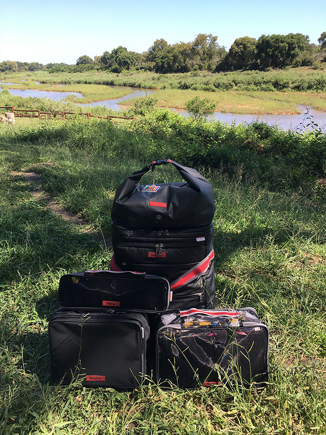 The LeanPac® System is a suite of handsome unisex adventure travel luggage meant to reflect the quality of a lean & efficient traveller. They look great individually, but are best when used together.