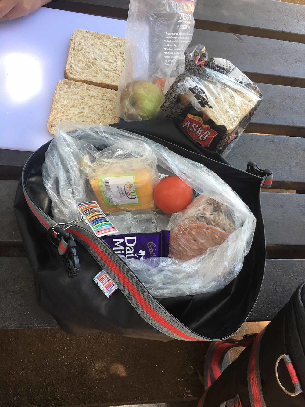 Not just any dry bag! For wet or dry use, for fun or for food! Pack a VacPac for a picnic! Get yours now!