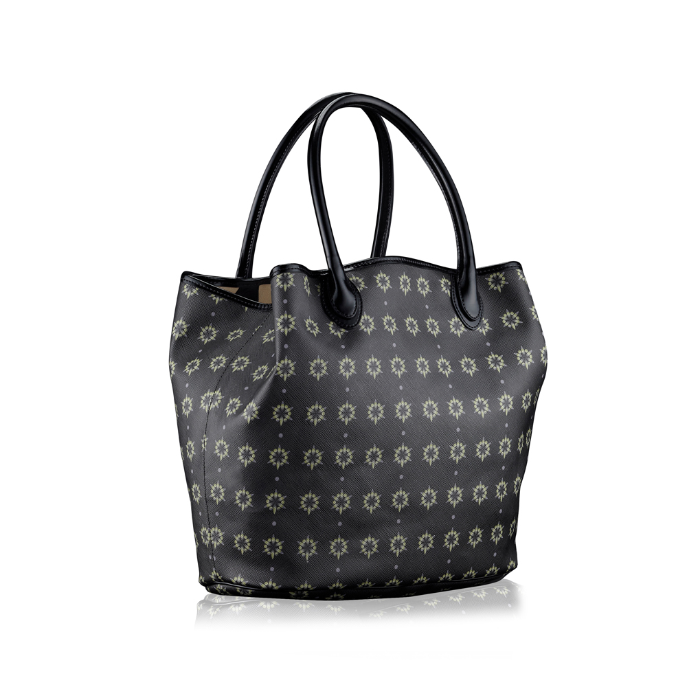 Fresco Day Bag Black Starflower  + Main Exterior Frontal Shot + PAYBKQ73 + (1).jpg