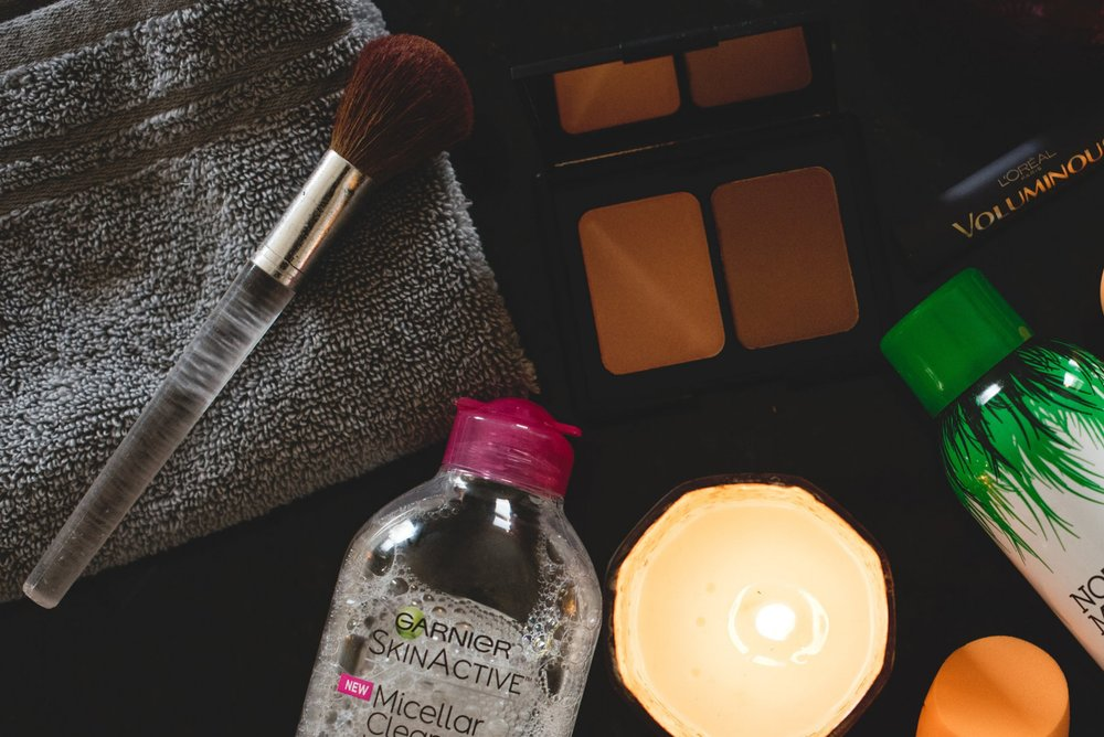 Drugstore Skincare, Makeup and Hair Essentials