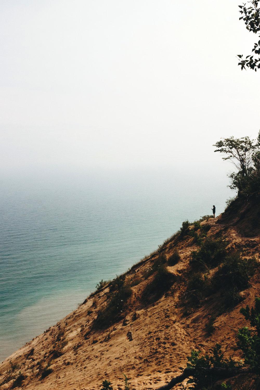 Log Slide Overlook