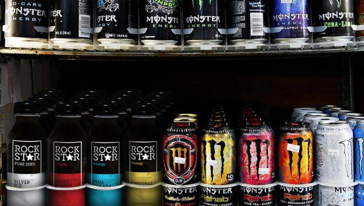 Rockstar Energy Drink — Miguel Atkins