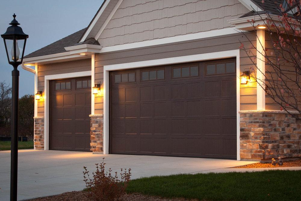 Insulated Steel 600 Garage Door in Newton, MA