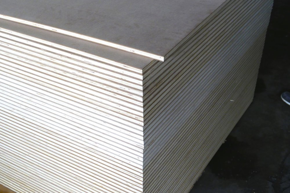 Canusa hardwood plywood