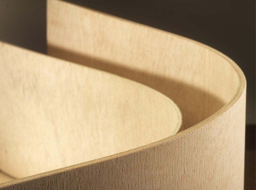 Canusa bending plywood