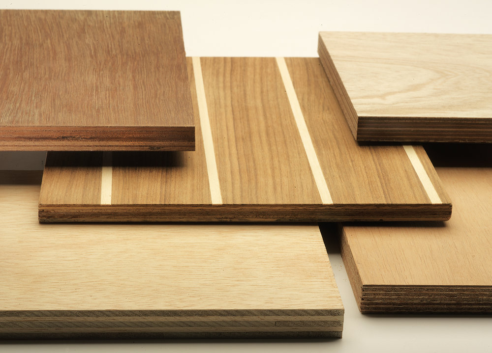 Canusa fancy plywood