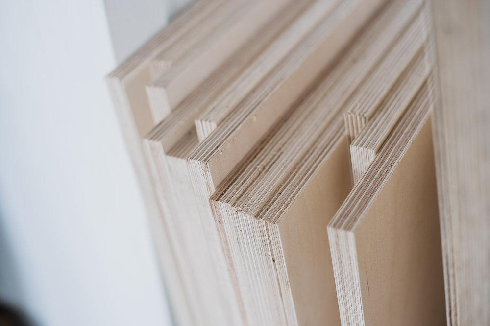 Canusa Birch plywood