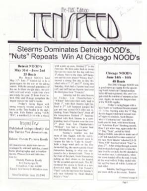 Pre-NAC 2002