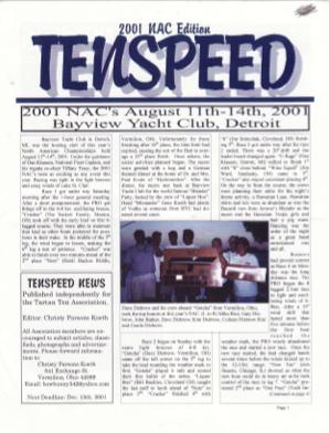 NAC 2001