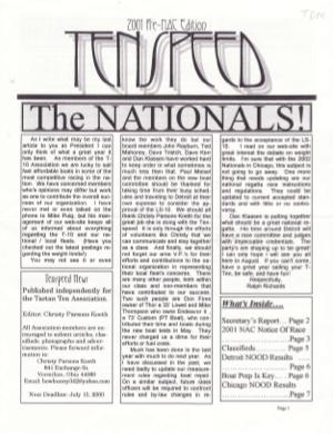 Pre-NAC 2001