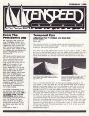 Feburary 1986