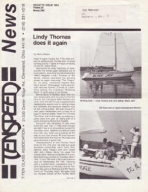 Regatta Preview 1983
