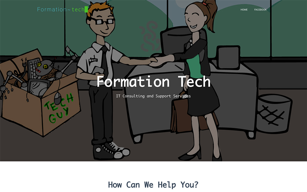 Formation Tech -