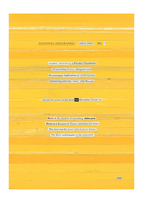 yellow poem-no7-pete-smith-tentacular.jpeg