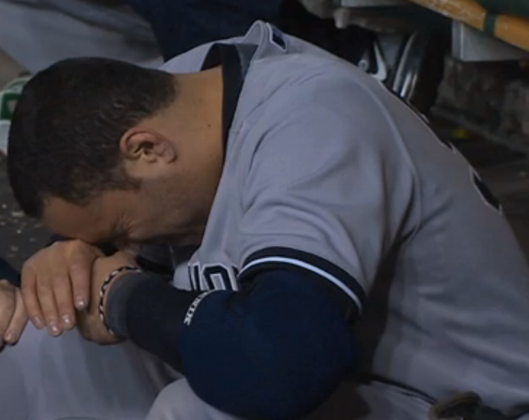 """Losing vs. Loss: Postseason Pariahs, Viral Anxiety, & Behavioral Sabermetrics""    October 2012"
