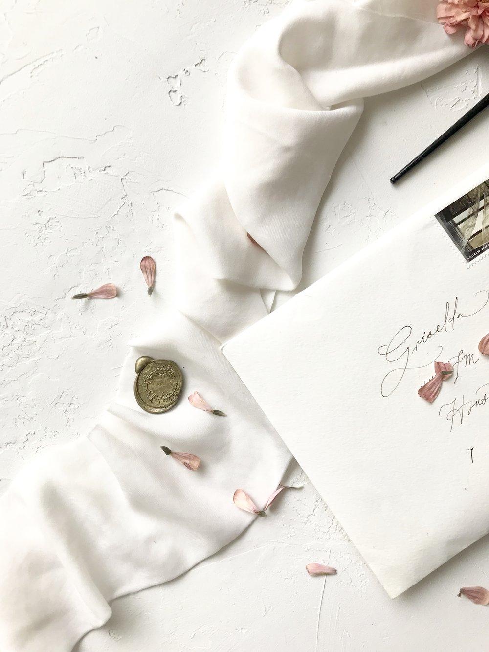 Semi-Custom Wedding Invitation Suite - COMING SOON