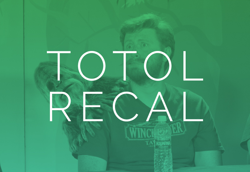 Movie Review Gameshow Totol Recal