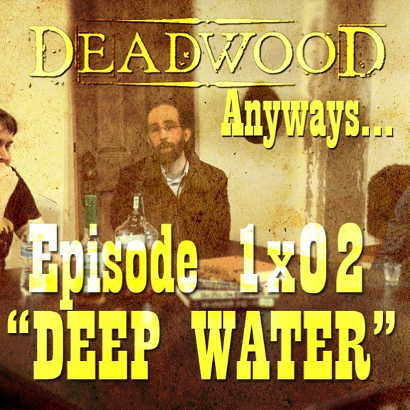 Hey it's a new episode of our #Deadwood episode by episode review! Anyways Episode 2 available on YouTube https://youtu.be/5r62nx7aoJA