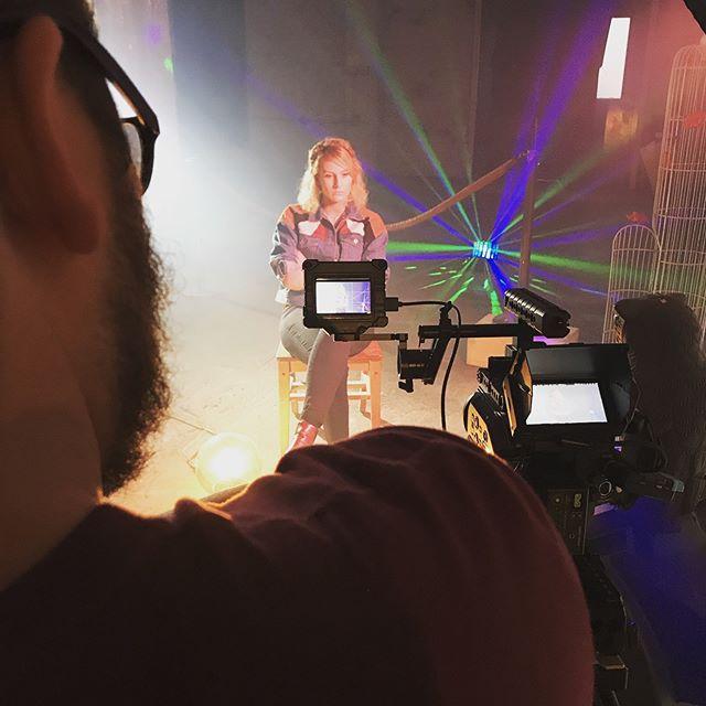 Shooting @terryprinceandtheprinciples music video!