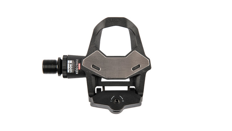 3a1860f62 LOOK KEO 2 MAX CARBON PEDALS WITH KEO GRIP CLEAT ...