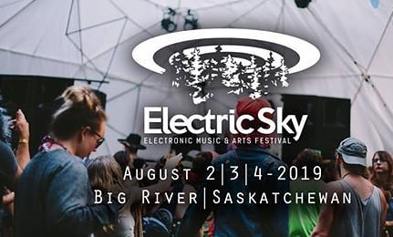 We are releasing 50 tickets for sale tomorrow for $100 each. They won't last long. This is our thanks to everyone who attended, volunteered, and danced last year. We can't wait to make our 2nd-year even bigger and better. See you all soon, under the electric Saskatchewan sky.