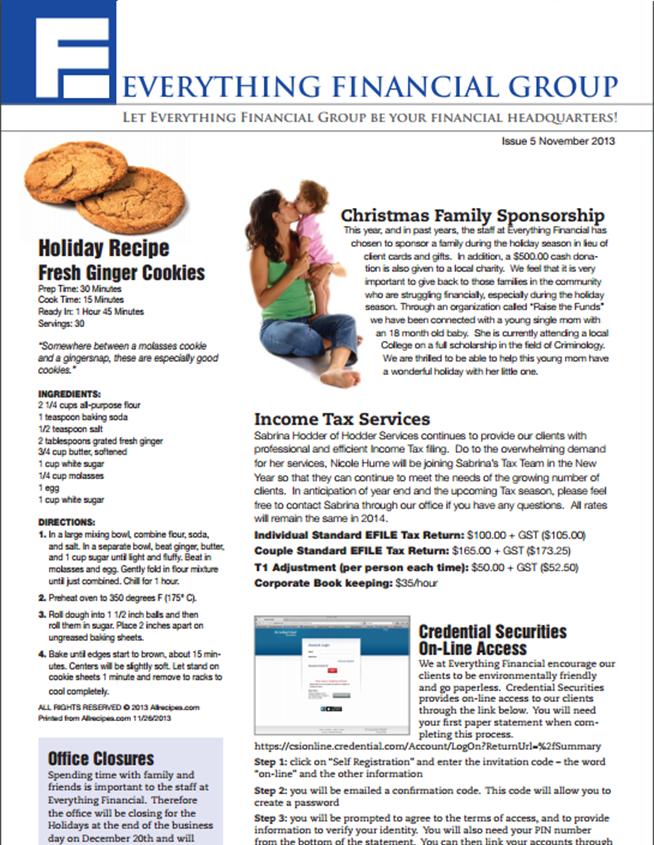 Issue 5 November 2013