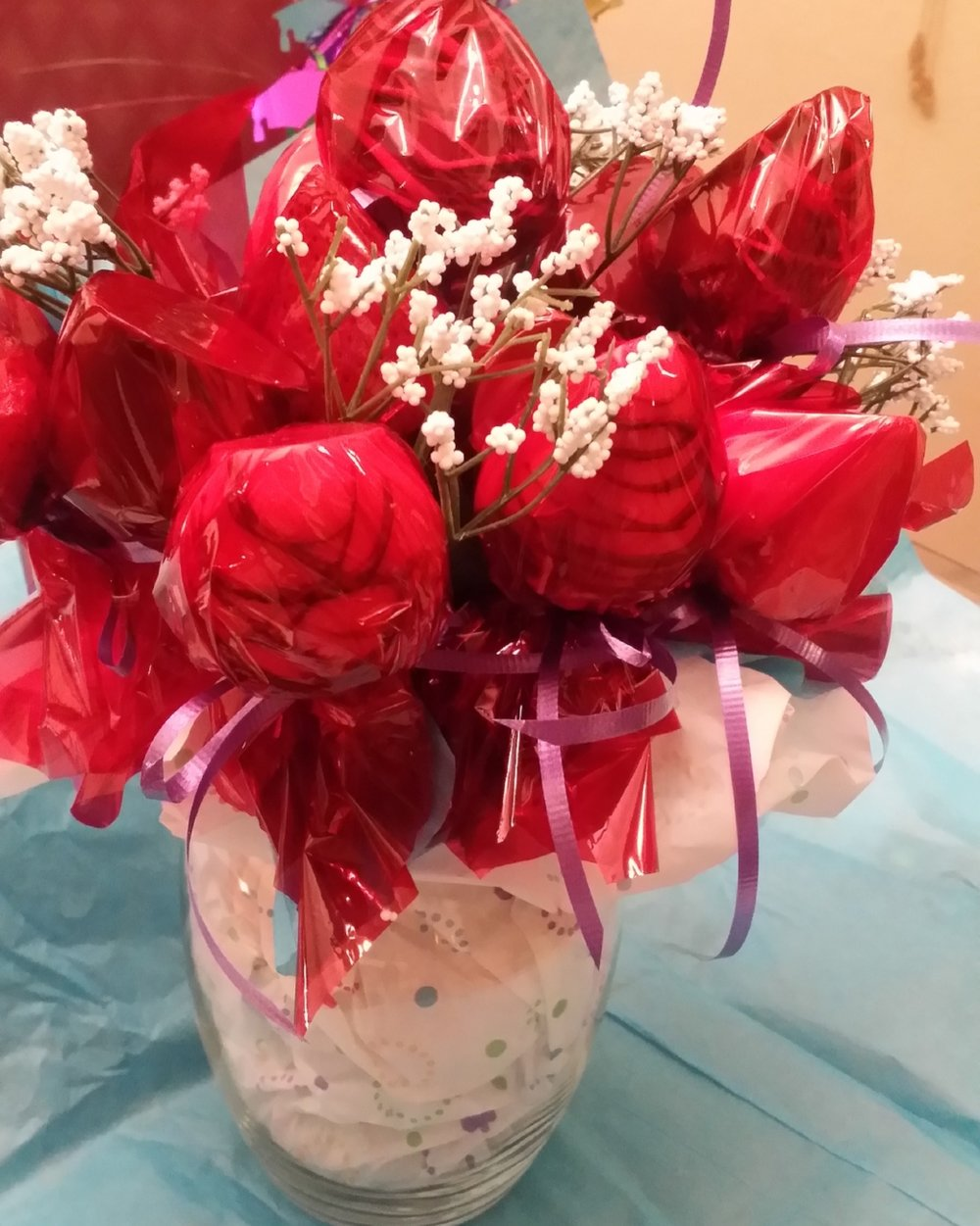 Chocolate Covered Strawberry Bouquets Sweet Sweetz