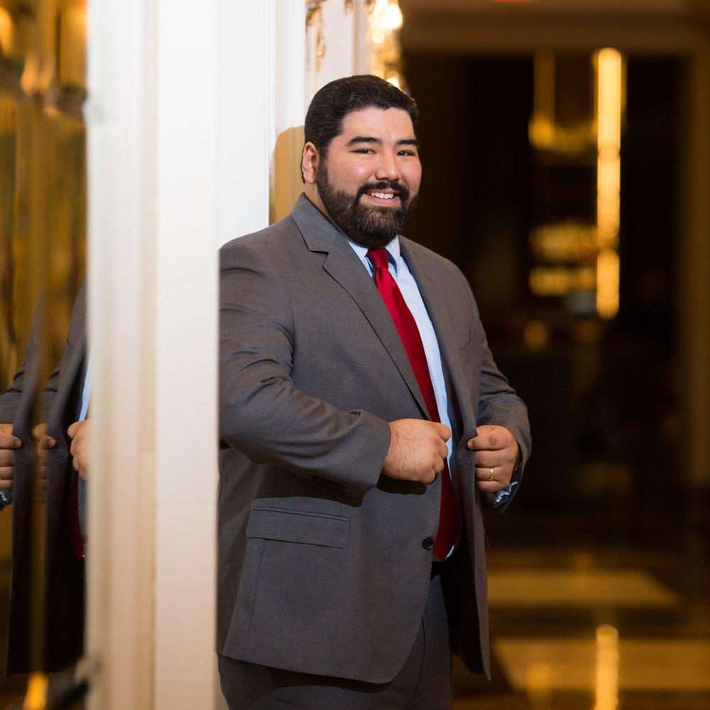 Mario Diaz, FDIC Information Technology Examiner