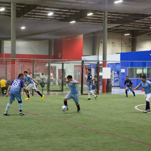 Chicago Indoor Sports Entertainment Company Tournaments