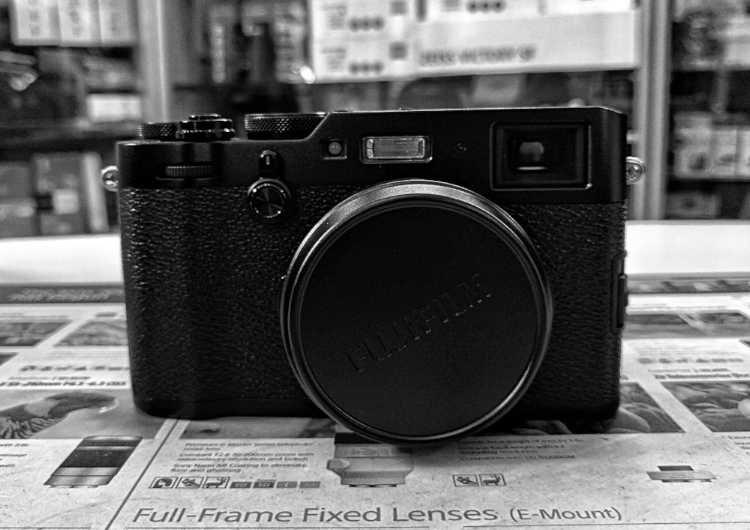 FujiFilm X100F - This is what all the fuss is about.