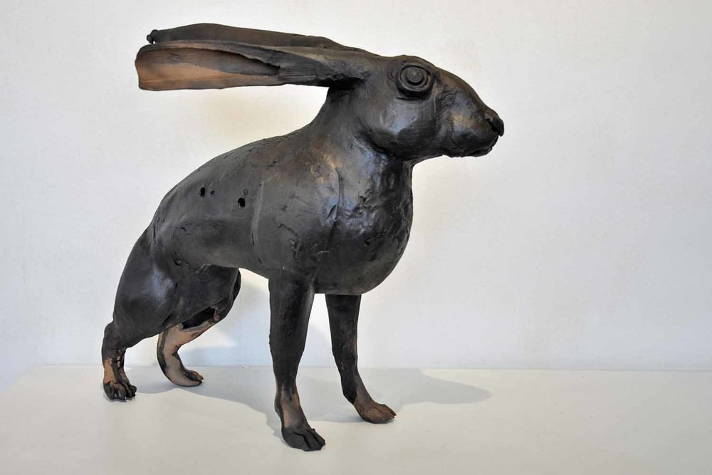 BLACKENED HARE