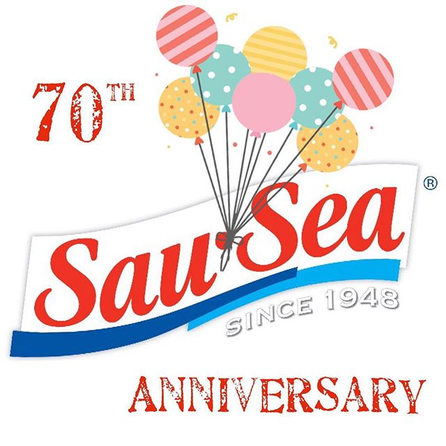 . . 🎉Sau Sea celebrates 70 years of customer loyalty and service! . .  #Sauces #Food #ShelfStableSauces #GlutenFree #MustardSauce #ShrimpSauce #CocktailSauce #FatFree #LowSodium #TartarSauce #Dinner #SeaFood #Delicious #Sauce #HowToCook  #Tasty #Cooking #Southampton #ShrimpCocktail #CocktailSauce #Organic #Kosher #USDAcertified #FatFree #AllNatural #AllNaturalIngredients #Supermarket #Anniversary #70thBirthday #70th #CustomerLoyalty #Party