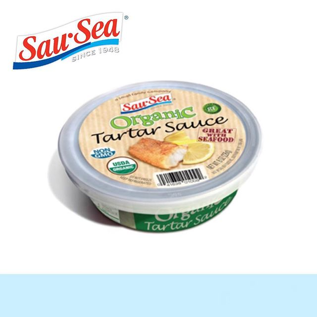 ORGANIC TARTAR SAUCE . We also make our classic tartar sauce in clean label. This USDA certified organic, non-GMO dipping sauce is made with sweet pickle relish from northern Minnesota. . . #SauSea #Sauces #Food #ShelfStableSauces #GlutenFree #MustardSauce #ShrimpAndFrySauce #CocktailSauce #FatFree #LowSodium #TartarSauce #Dinner #SeaFood #Delicious #Sauce #HowToCook #DinnerAtHome #Flavor #Tasty #Cooking #Southampton #ShrimpCocktail #CocktailSauce #Organic #Kosher #USDAcertified #FatFree #ComingSoon #AllNatural #AllNaturalIngredients #Supermarket #LowCalorie
