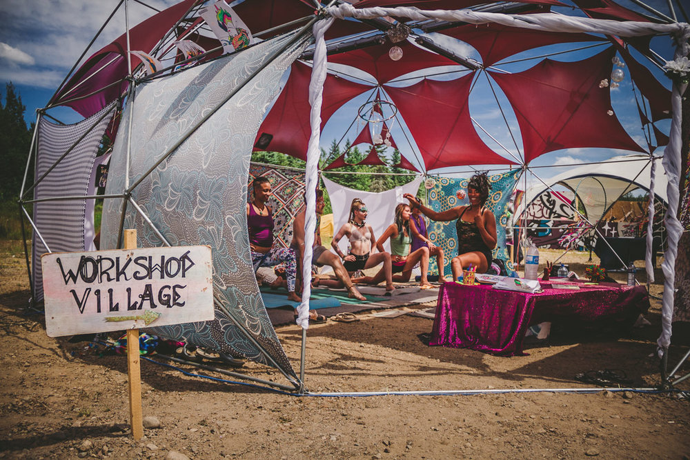 KIOSQUES - Want to set up a kiosk or workshop at Valhalla Sound Circus?