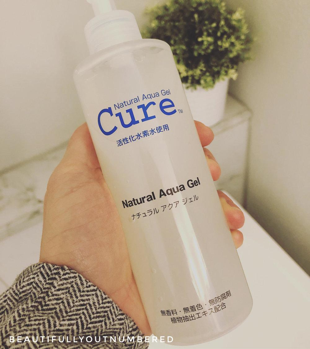 Cure natural aqual gel