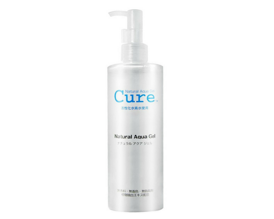 Cure Natural Aqua Gel Exfoilor