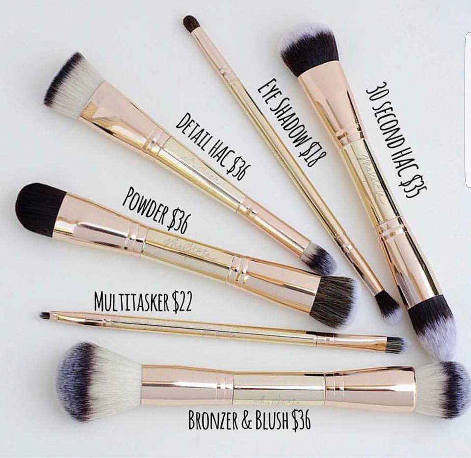 Maskcara Beauty Double Ended Brushes - Maskcara Artist #5719