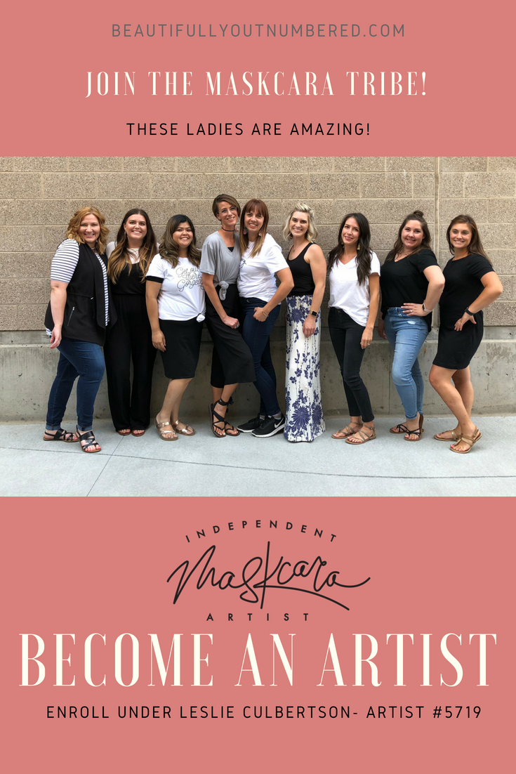 Our amazing team at 2018 Maskcara Dream Conference! Join us and not only share our love for the awesome makeup but build lasting friendships and support in your life!