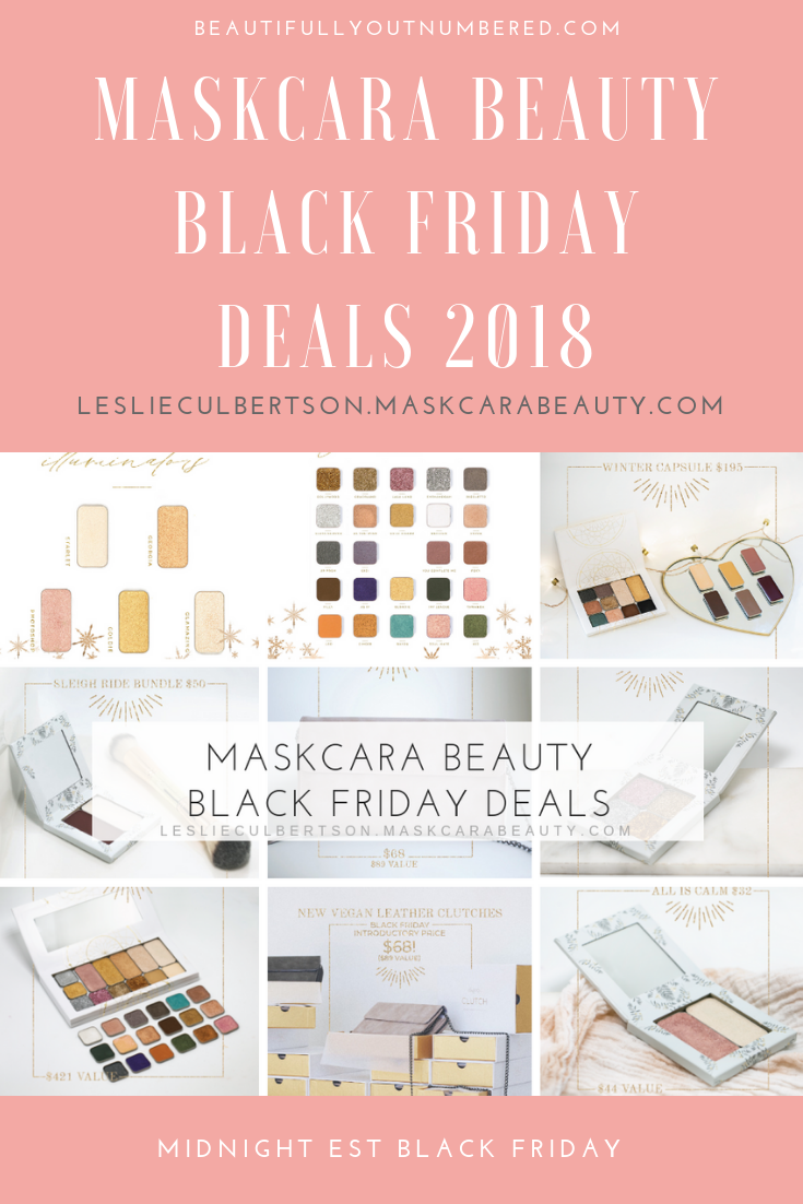 Maskcara Beauty Black Friday
