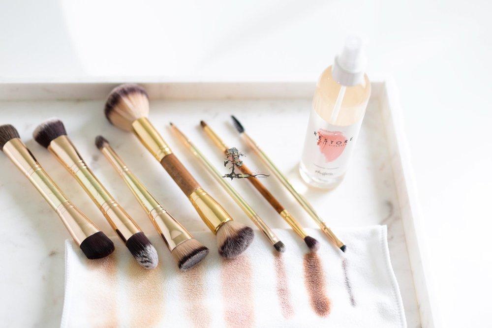 Restore Brush Cleaner