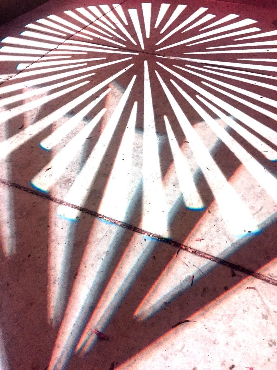 Light shaping.