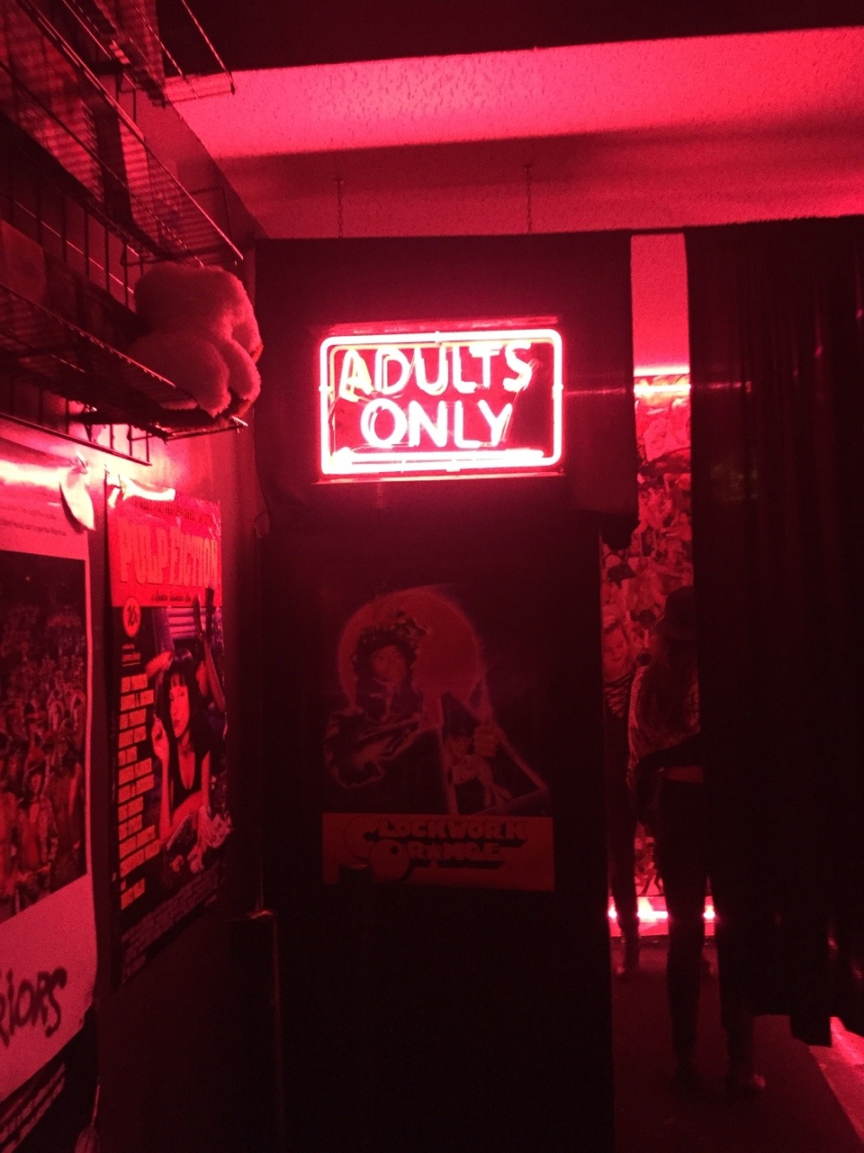 Adults Only….