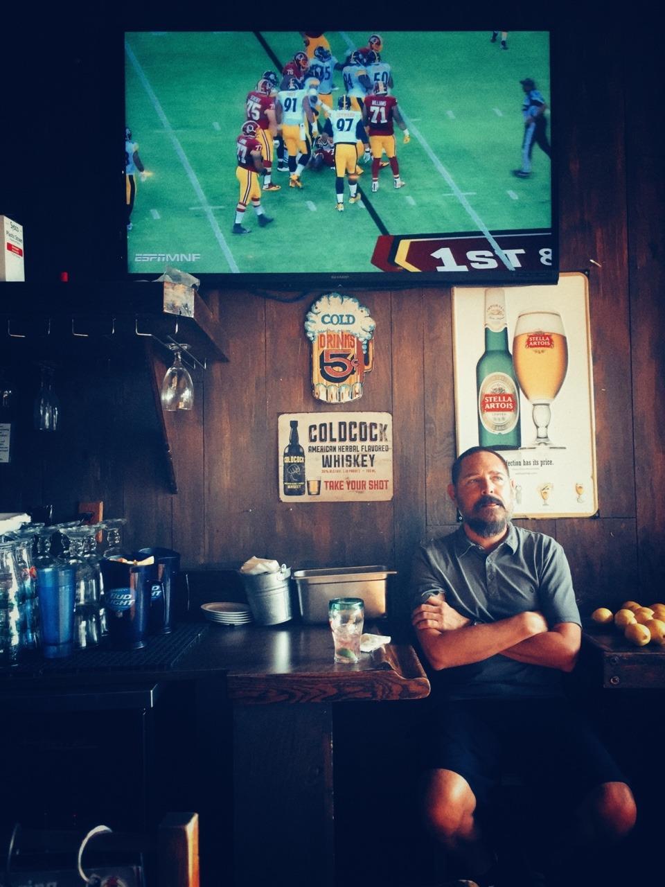 BigWangs, Cowboys & American Football