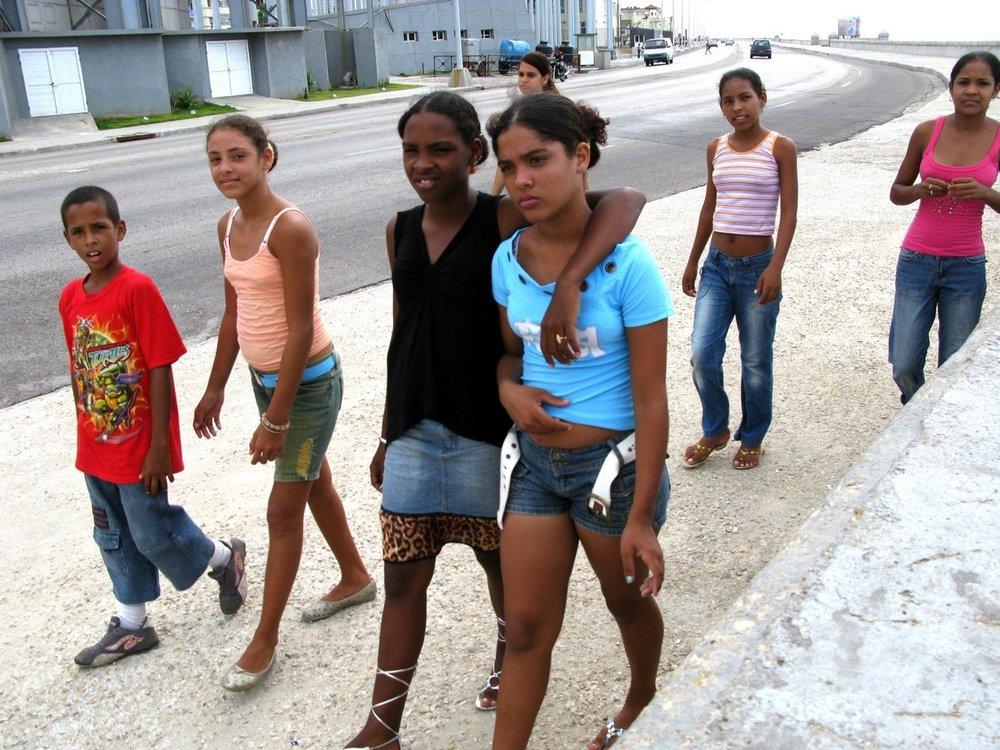 #schoolsout. Havana, Cuba