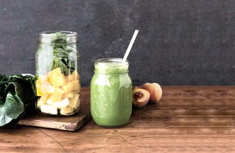 NATUREALFuzzy Greens smoothie -