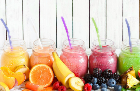 NATUREALYours Truly smoothie -