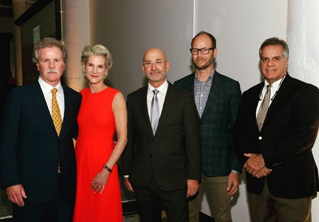 Honored to be inducted in to the New England Design Hall of Fame alongside these talented gentlemen!