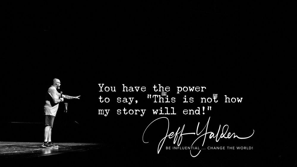 Mental Health Speaker Jeff Yalden