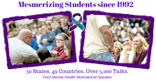 Student Leadership Speaker Jeff Yalden